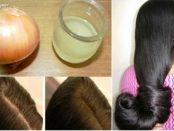 Propiedades de la cebolla para el cabello