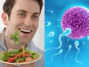 alimentos para la fertilidad masculina