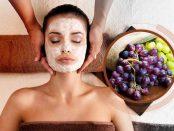 beneficios de las uvas para la piel