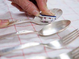 como limpiar la plata