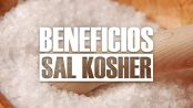 Beneficios de la sal kosher