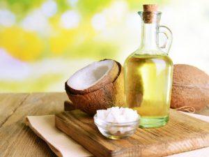 Cómo se toma el aceite de coco para el cancer de colon