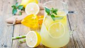 Jugo de limón y sal del Himalaya para aliviar la migraña rápidamente