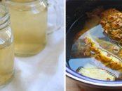 té de cascara de piña para adelgazar