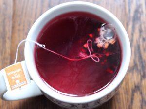 té de remolacha