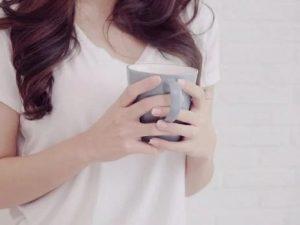 té para limpiar el utero