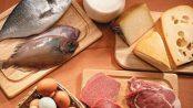 Alimentos más ricos en metionina