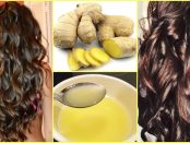 Remedios de jengibre para el cabello